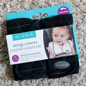 NWT JJ Cole Car Seat Strap Covers